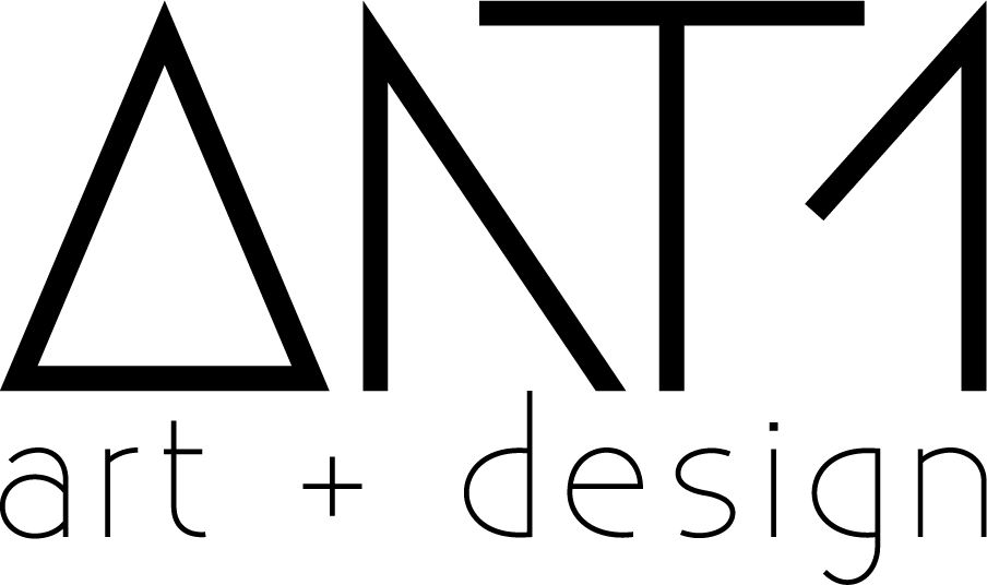 Ant1 art design logo