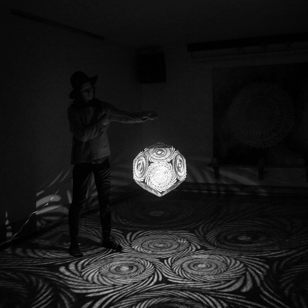 Dodecahedron Light Shadows
